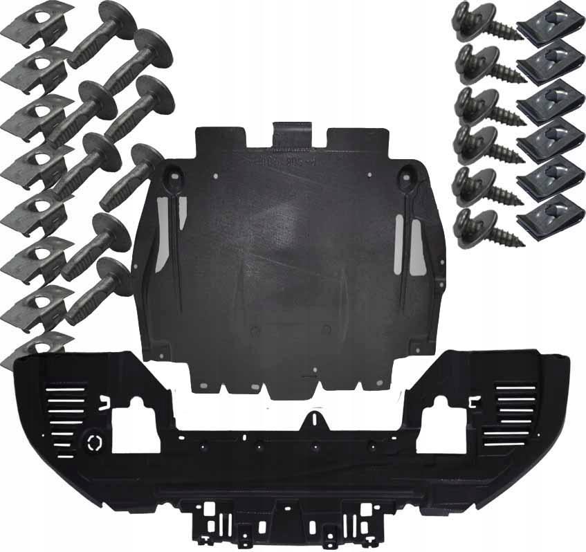 peugeot 508 от 2010 крышка двигатель бампер спинк