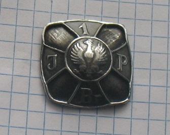 Lp odznak a brigáda