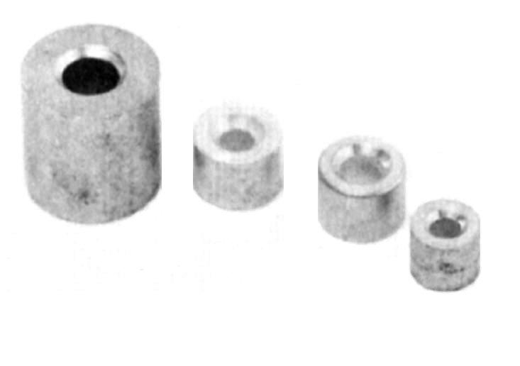 Svorky na 5 mm odkazy. (514)