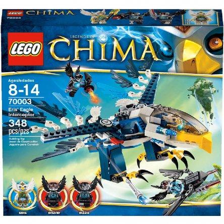 Lego Chima 70003 Pads Eagle Eris Razar Rizzo FV
