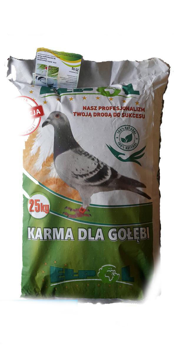 Karma Pasza Dla Golebi Ptakow Ziarna Elpol 25 Kg 7463799590 Allegro Pl