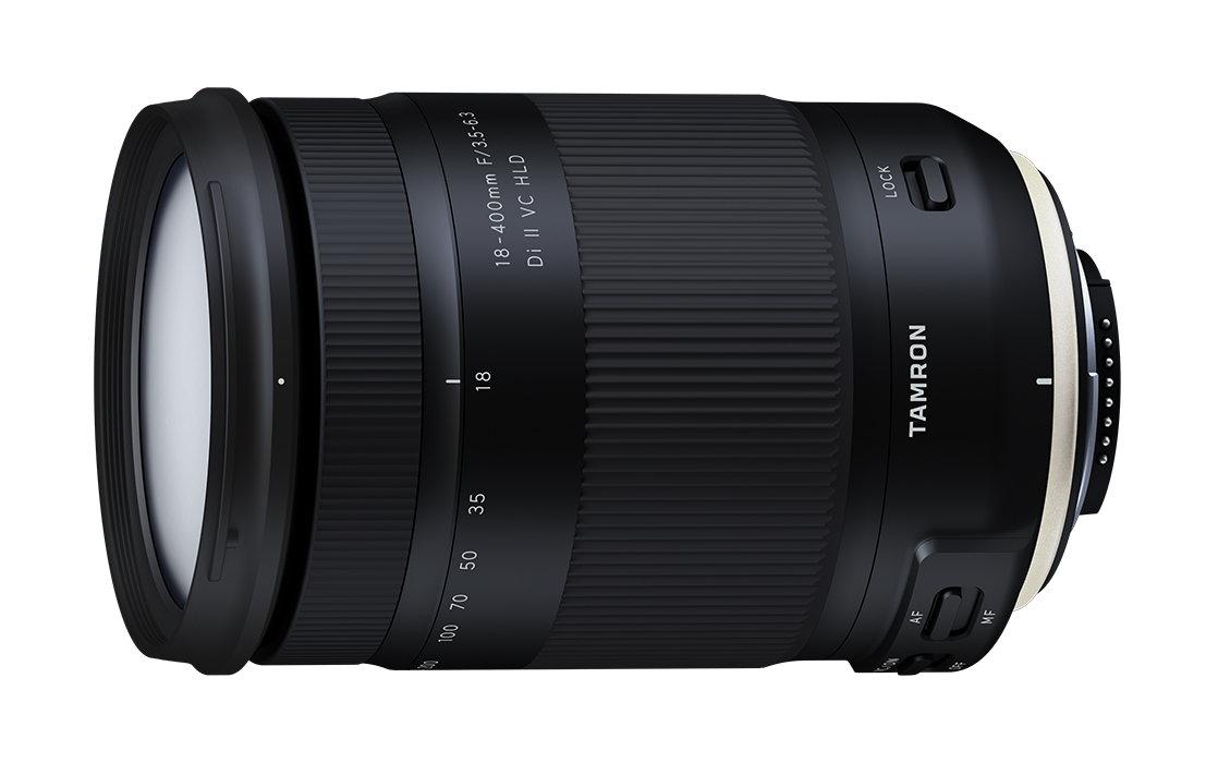 Item Tamron 18-400mm F/3.5-6.3 Di II VC HLD Nikon + CPL