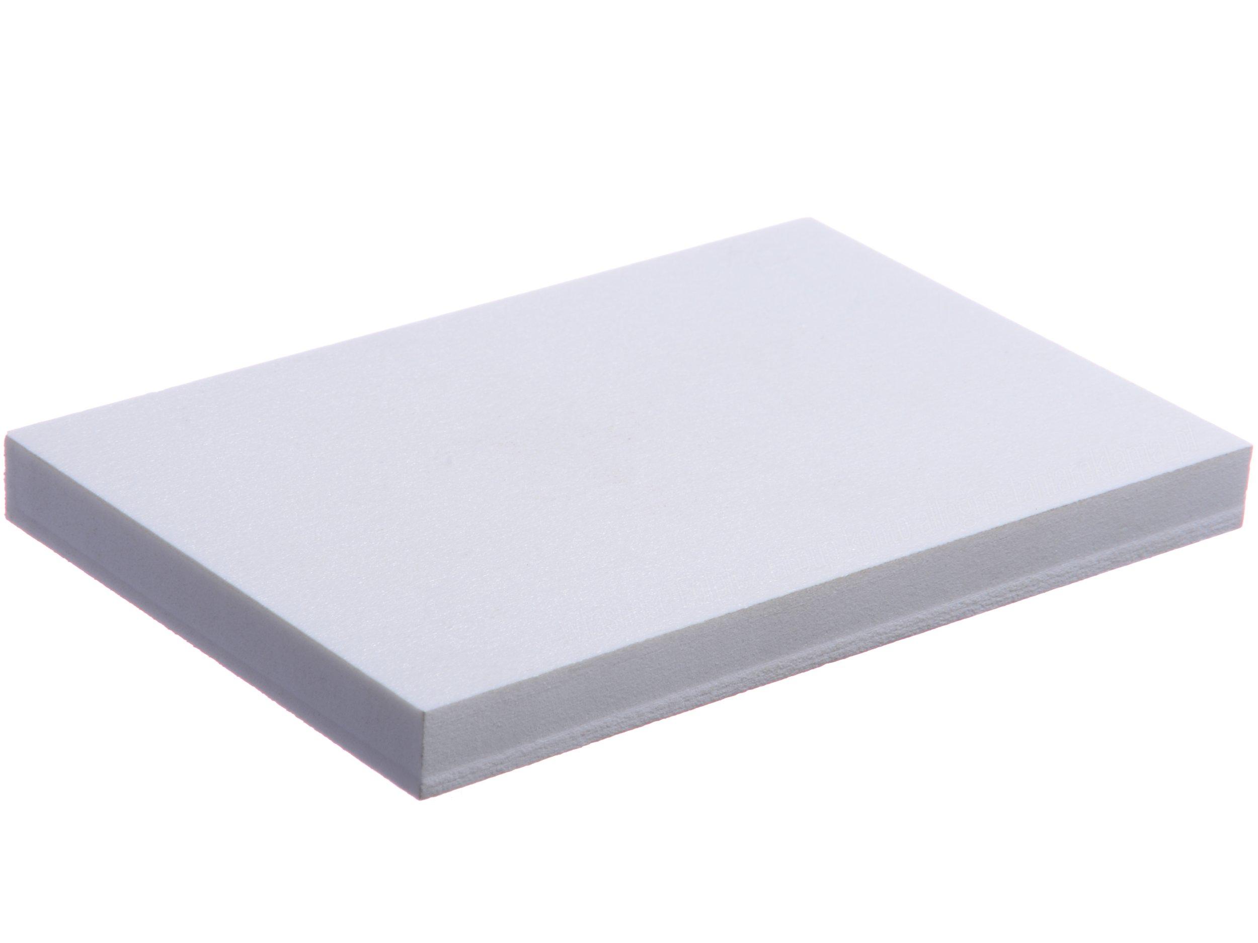 PVC penatá biela - 10mm - k dimenzii
