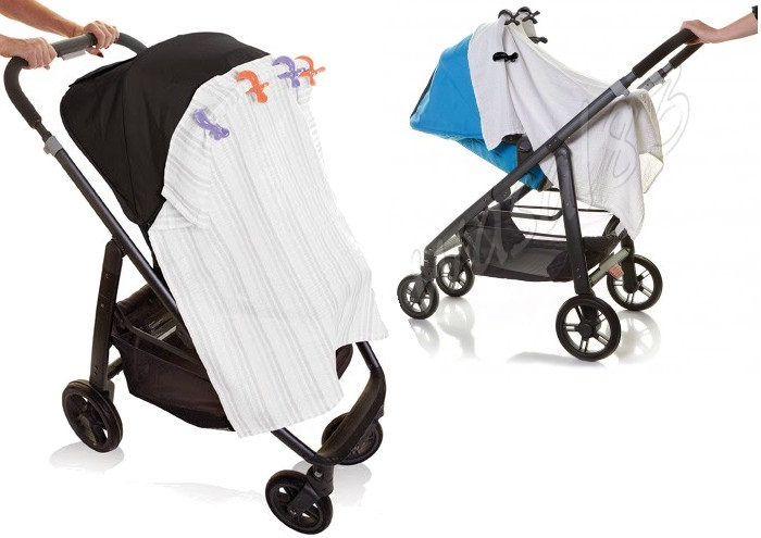 Купить DREAMBABY многофункциональный ЗАЖИМ для детской коляски на Otpravka - цены и фото - доставка из Польши и стран Европы в Украину.