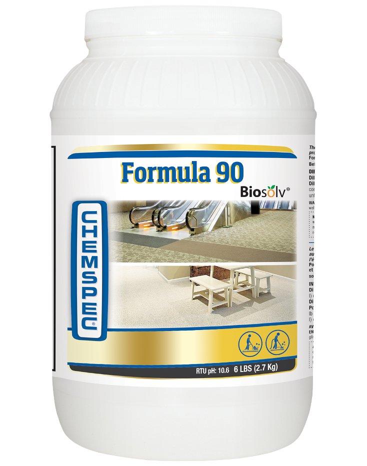 CHEMSPEC FORMULA 90 промывание извлечения - сильный