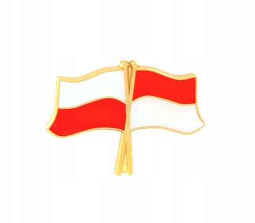Купить Застежка pin wpinka флаг ПОЛЬША-Индонезия на Otpravka - цены и фото - доставка из Польши и стран Европы в Украину.