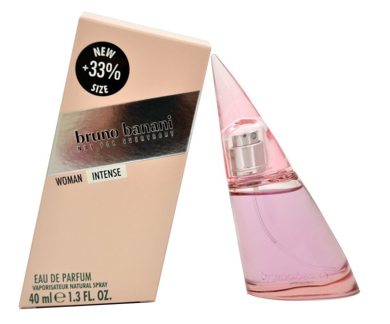 Perfumy BRUNO BANANI WOMAN WOMEN Intense 40ml edp
