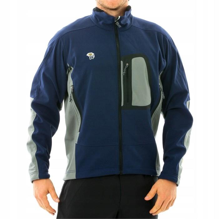 Купить Теплая куртка типа softshell windstopper мембрана размер М на Eurozakup - цены и фото - доставка из Польши и стран Европы в Украину.