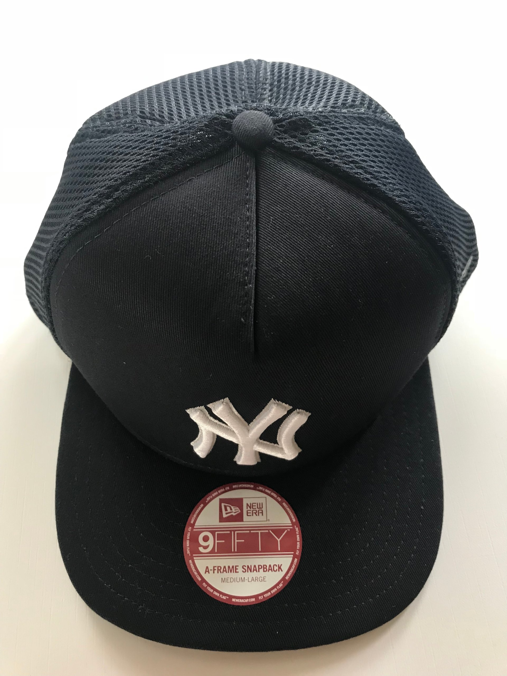 1ecae6e4a8c Czapka NEW ERA 9FIFTY Snapback NEW YORK - M L 7323630528 - Allegro.pl