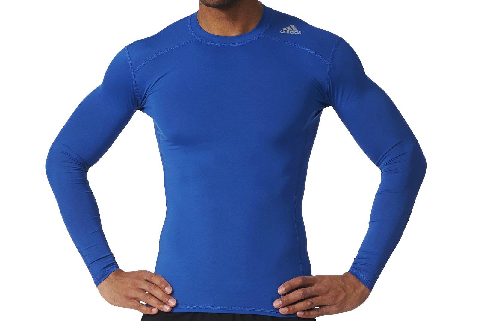 T-tričko adidas TechFit technické termoaktywna S