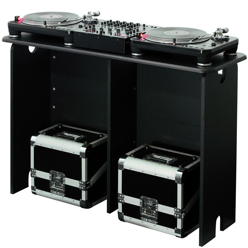 Item TABLE FOR EQUIPMENT GLORIOUS MIX STATION BLACK SUPER
