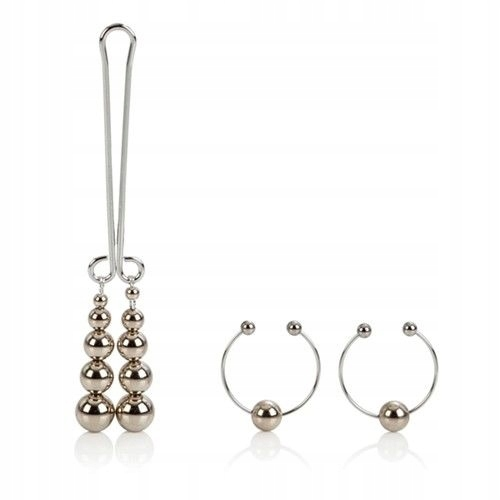 Item Jewelery for the Nipples or Clitoris WITHOUT PIERCING