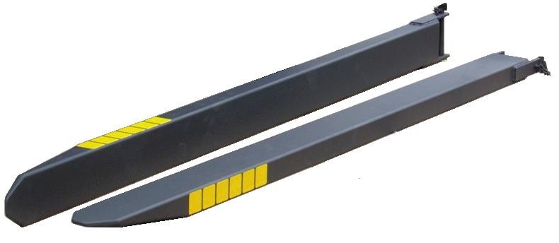 Удлинители вил 1800x140x60 Удлинитель CE Одобрено