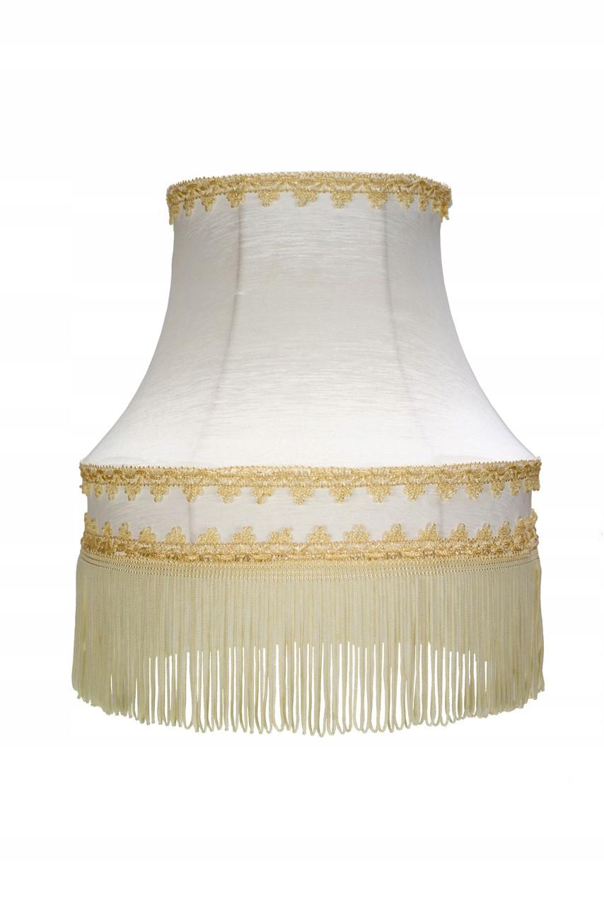 Tienidlo lampy Tieni Retro Súd Béžová/Béžová 11x17,5x14 cm