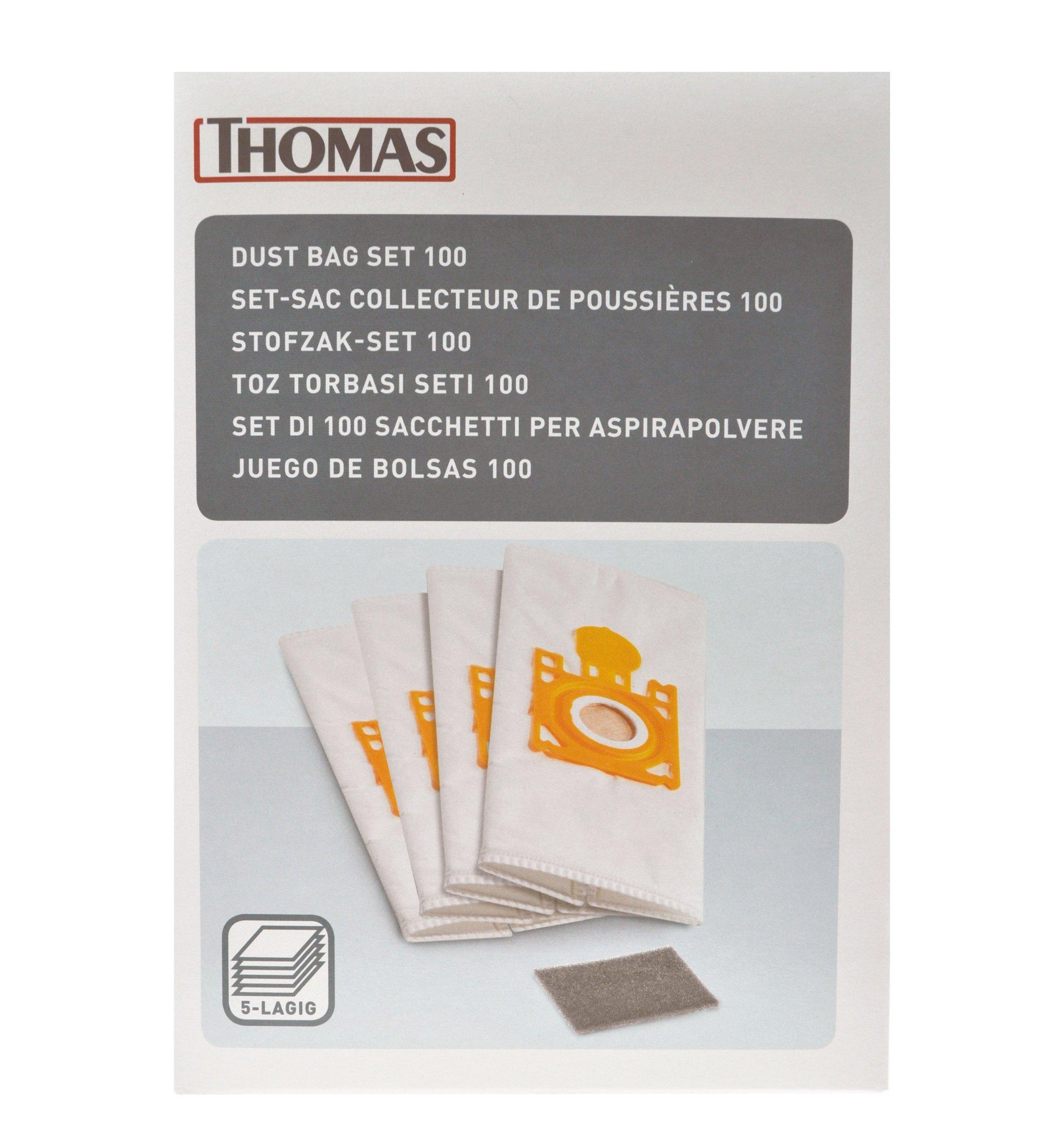 ORIGINÁLNE sáčky Crooser + filter THOMAS 787252