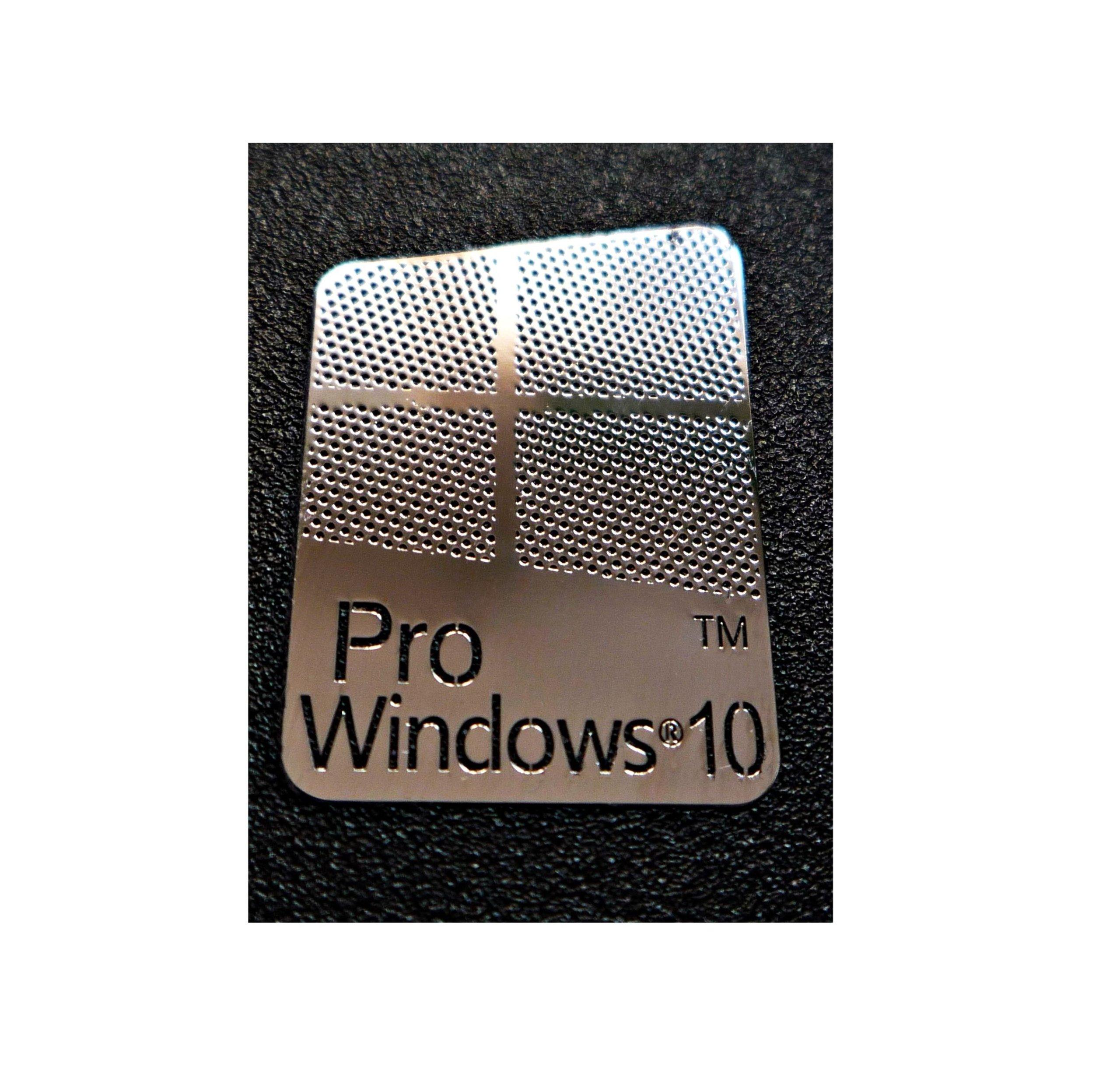 Купить 072F НАКЛЕЙКА WINDOWS10 CSE ЛОБЗИКА EDITION 16X23MM на Eurozakup - цены и фото - доставка из Польши и стран Европы в Украину.