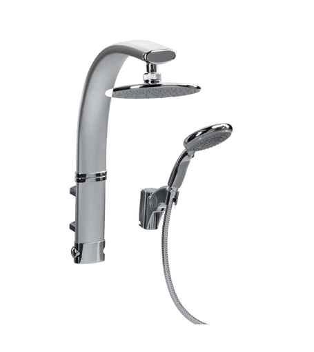 Sprchové súpravy 5-funkcia Mini PERL VALVEX
