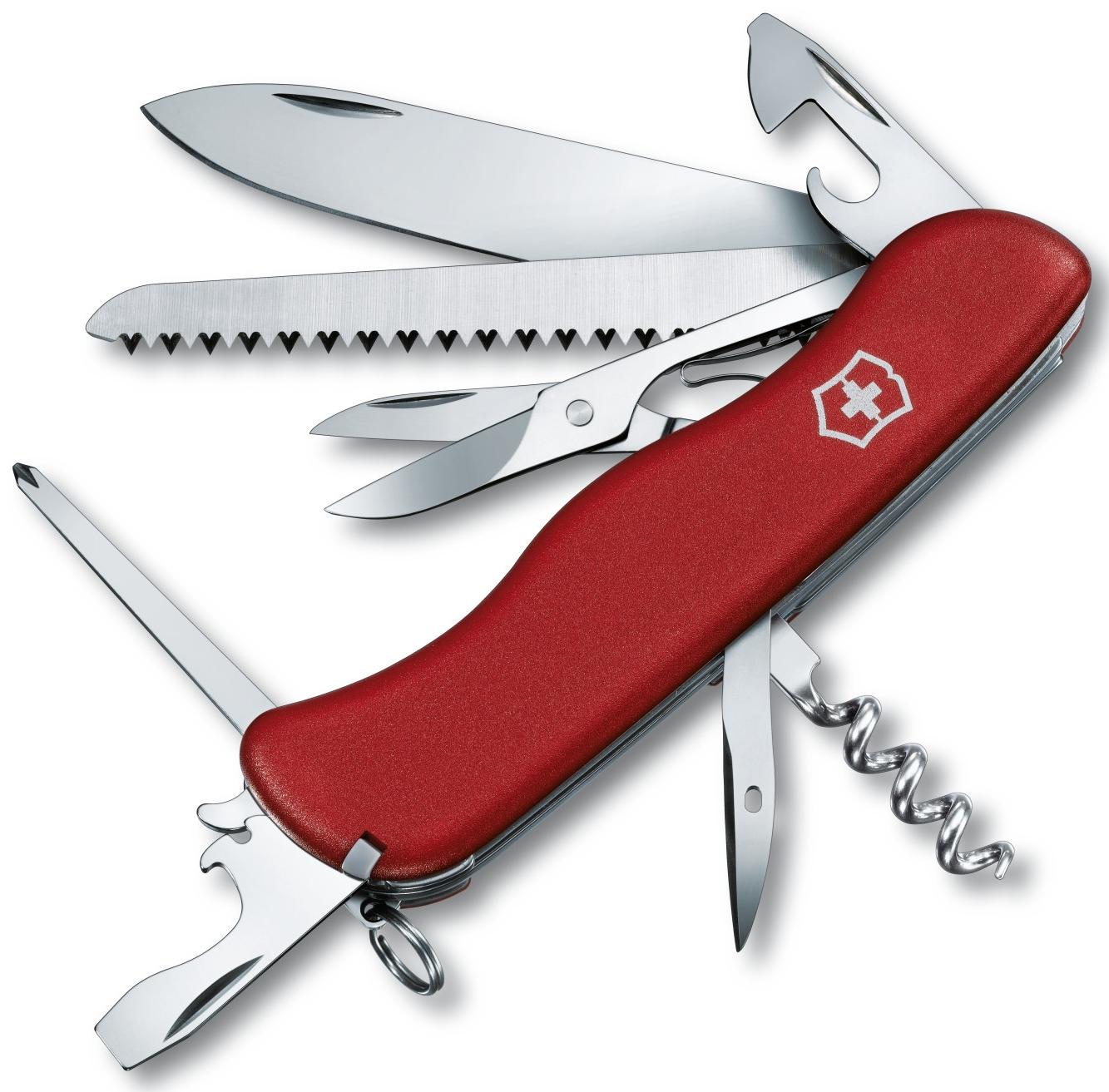 vreckový nôž Victorinox 0.9023 Outrider, 111,14 zábavu.
