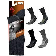 JJW Teplé trekking ponožky deodorant NR.44-46