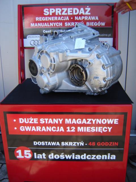 коробка передач hdu audi a3 octavia 2,0 tdi 140km