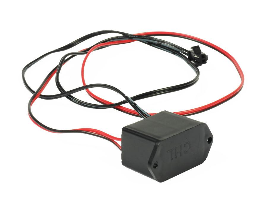 инвертор преобразователь к Волоконно-оптического кабеля el wire 12v