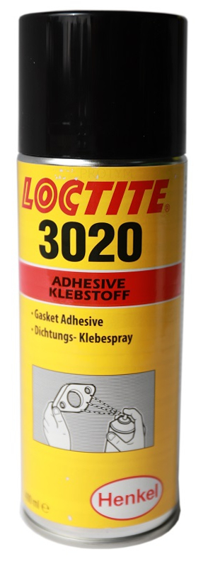 loctite 3020 клей к прокладок  герметик 400ml