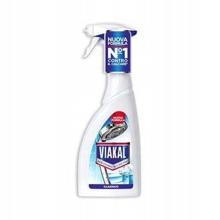 Итальянский для удаления накипи Viakal Blu-спрей
