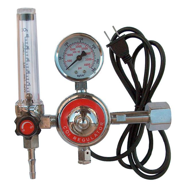 Redukčný + CO2 Ohrievač Argón pre MIGMAT