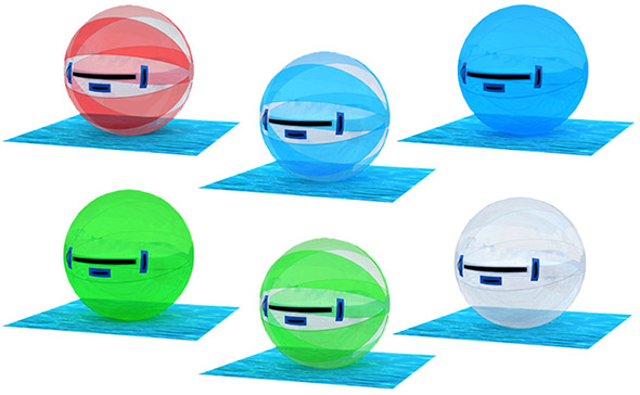 WATER BALL шаровые WODNA walking ball