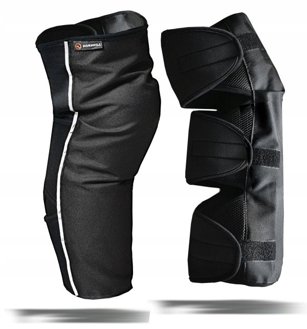 Длинные наколенники LID защита колена REFLECTIVE