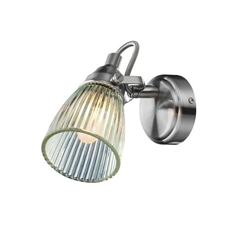 MARKSLOJD svietidlo nástenné Svietidlo pre kúpeľňa Podkrovie LADA Ocele