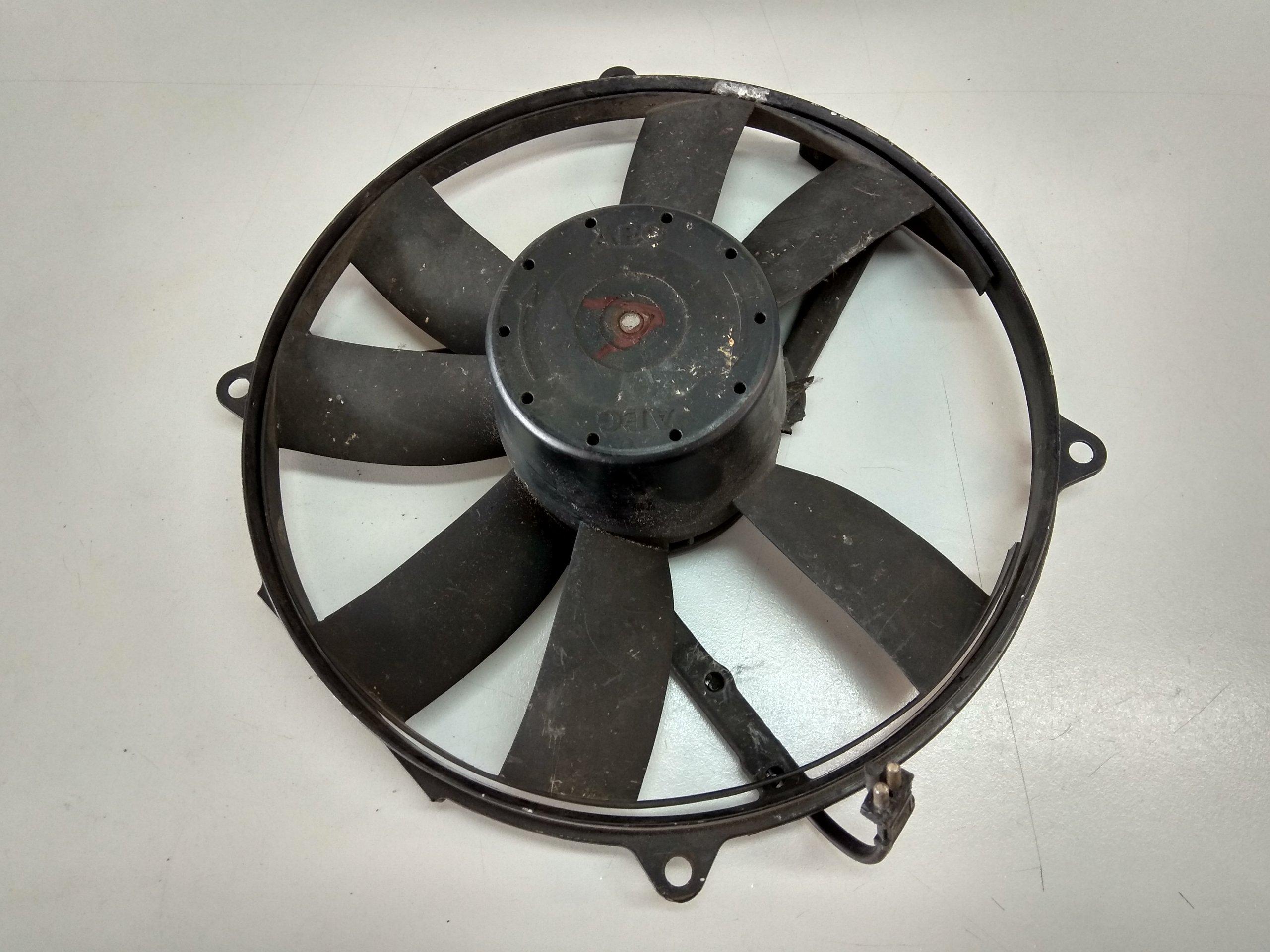 mercedes w208 w210 w202 двигатель вентилятора