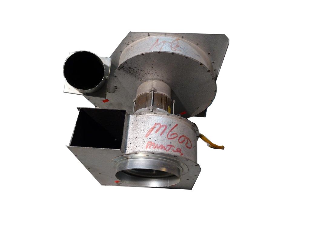 Radiálny ventilátor ATB SRF0,18 / 2-A52