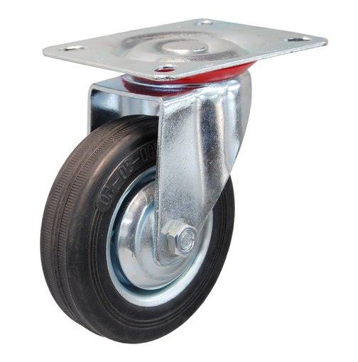 Kolesá Kolieska Kovové gumové kamión otáčanie CH42