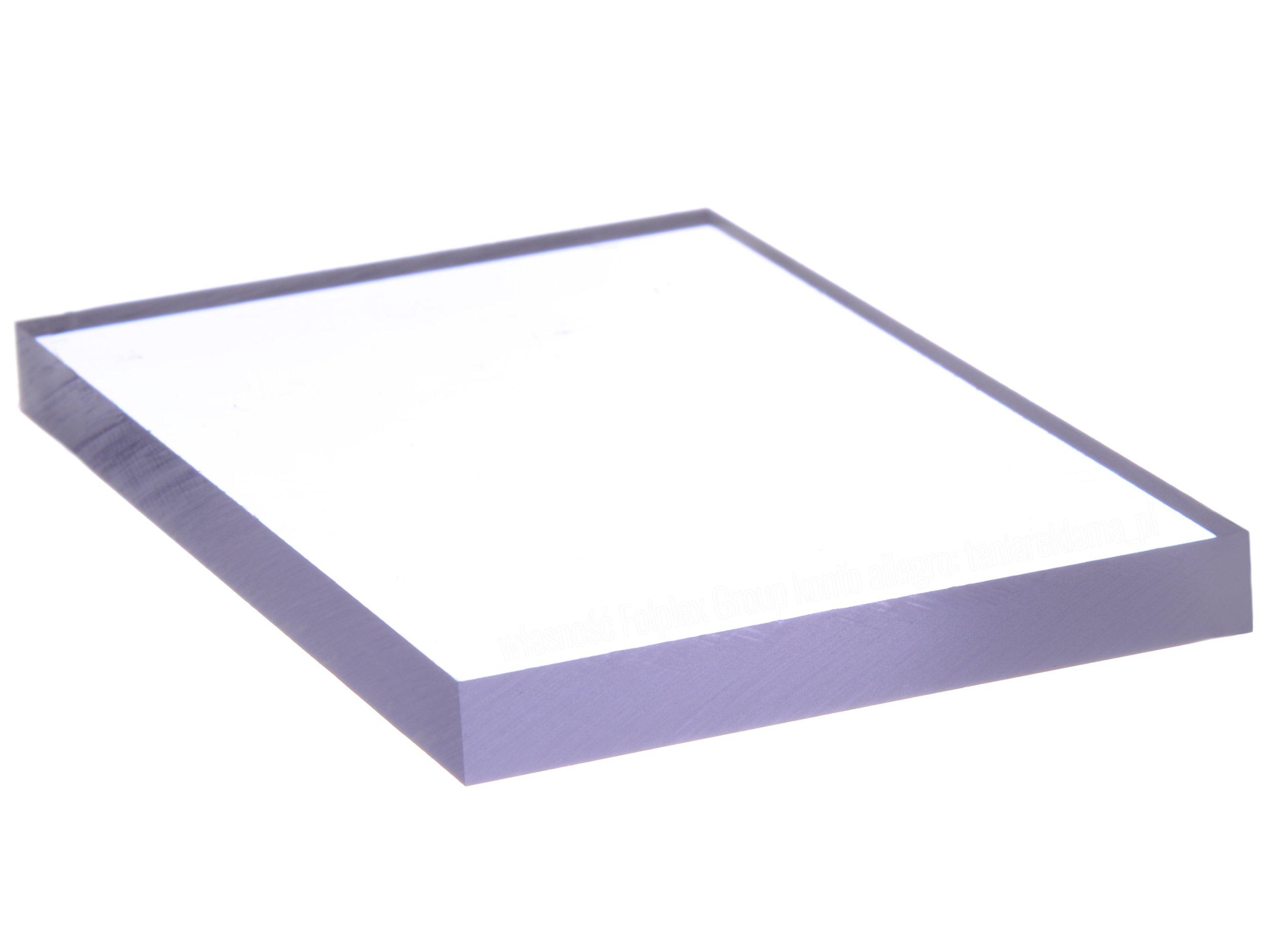 UV polykarbonát - 4 mm - do rozmeru