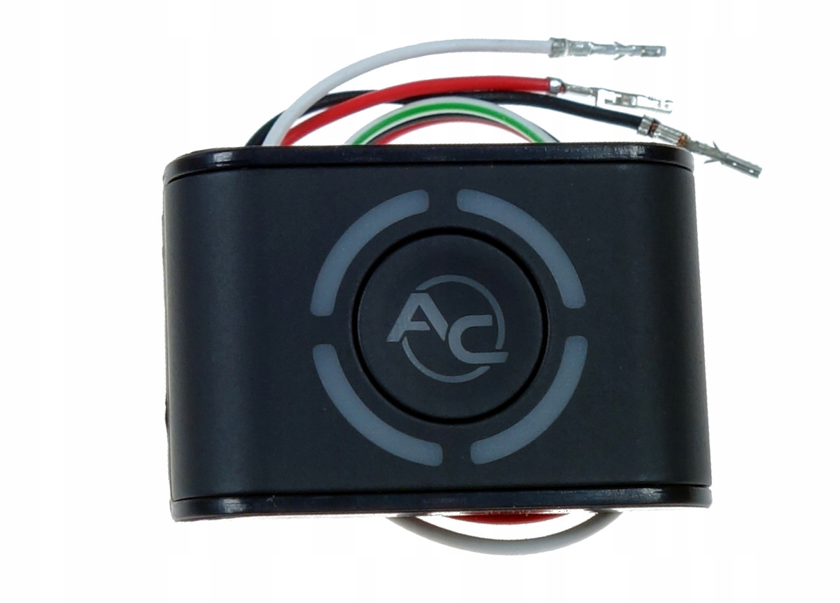 CENTRAS PERJUNGIKLIS AC Stag LED 401 Q-BOX PLUS