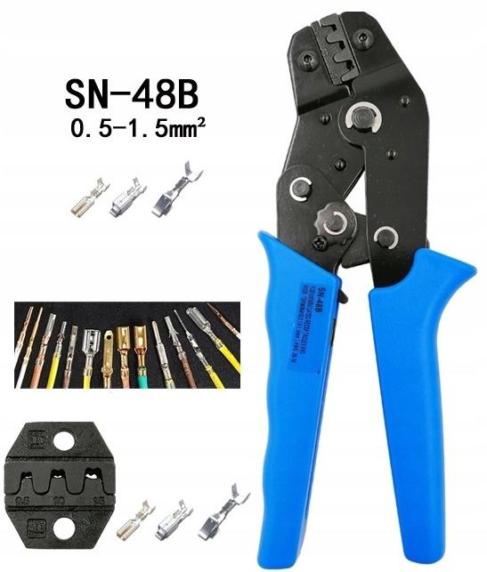 пресс к коннекторов сам sn48b profi autolock
