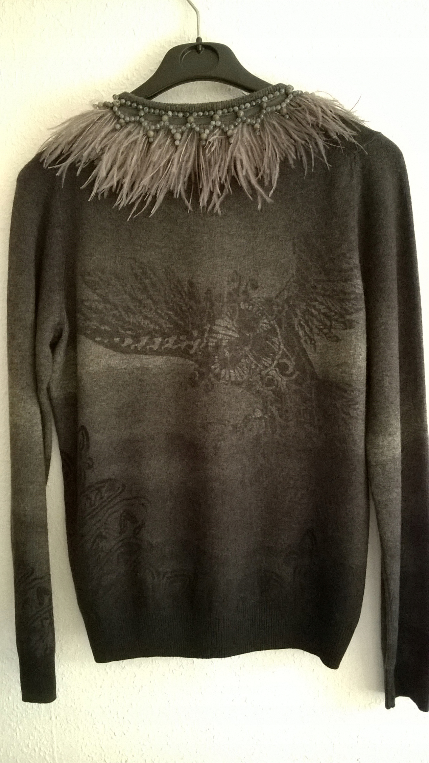 NICE CONNECTION - sweter roz.40 - cashmere