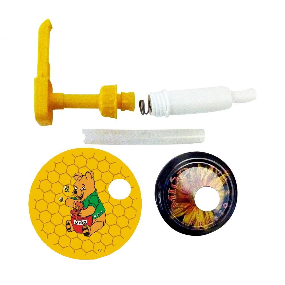 Дозатор - Насос для меда в большой и малый кувшин