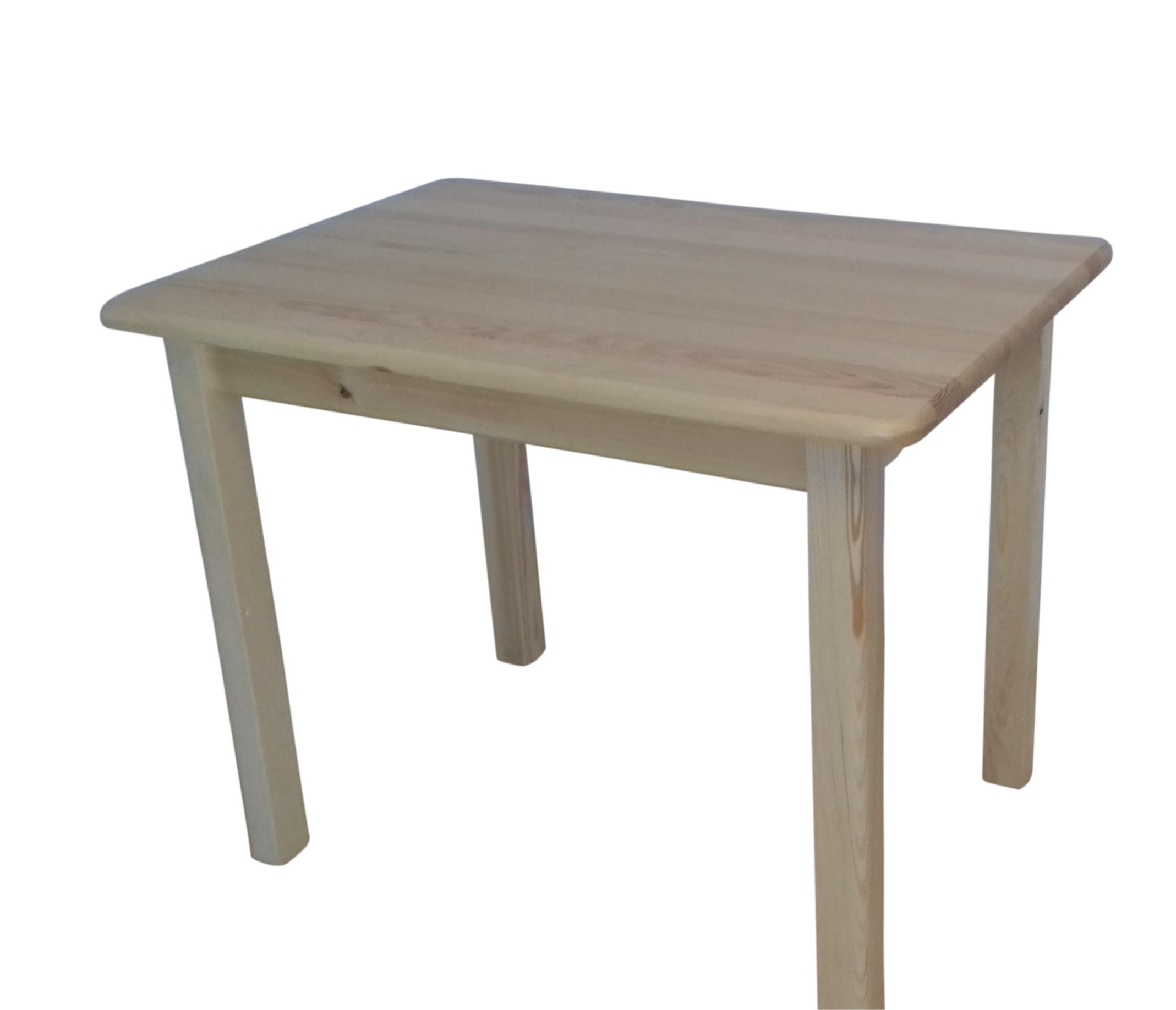 MASÍVNE kuchynský stôl 120x80 kuchyňa, jedáleň, bar