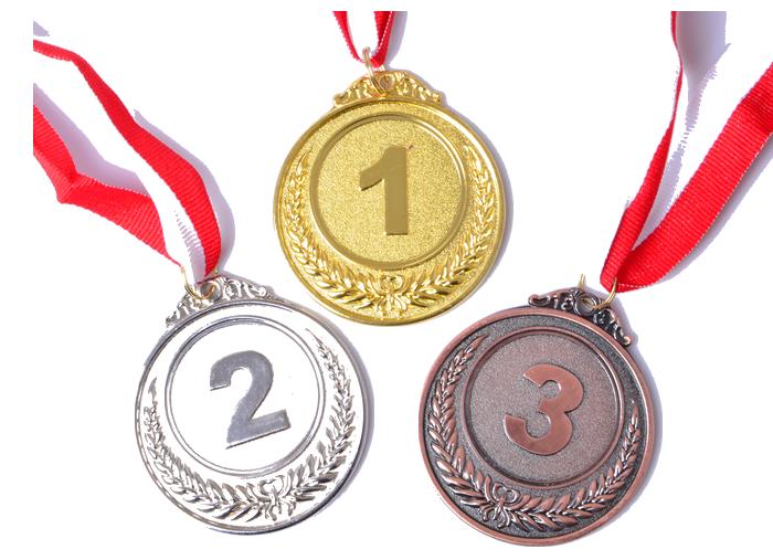 Medaily SET 70mm + SASH 3PCS Promotion 9,90 medailu
