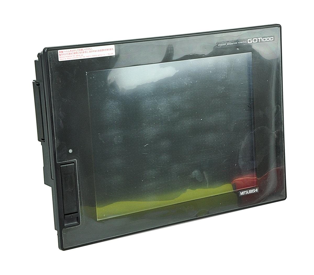 Gt1675m-vtbd mitsubishi dotykový panel HMI GOT1000