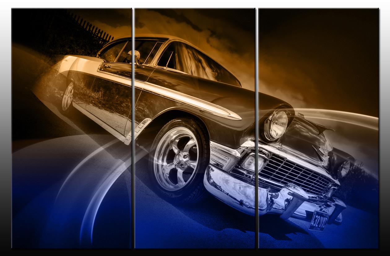 Auto Obrázok Auto Oldtimer Hot Rod Retro Vintaz