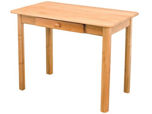 90x70cm MASÍVNY stolík so zásuvkou farby na DARČEK stôl