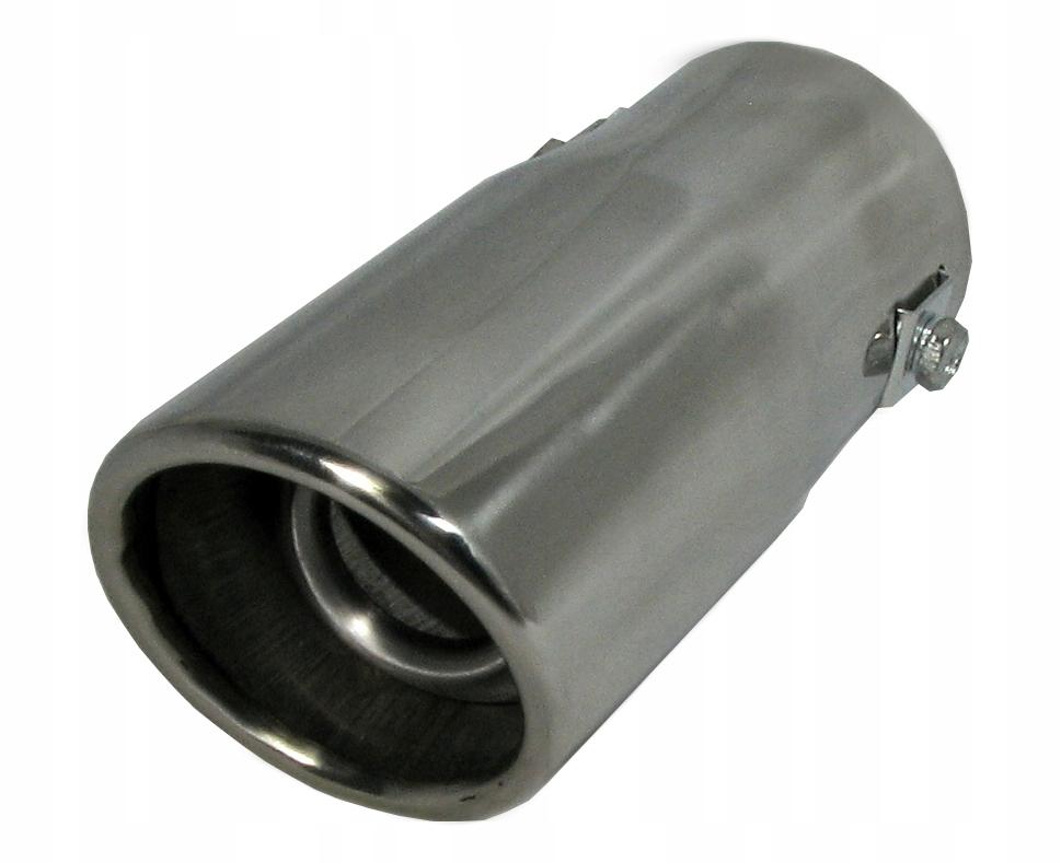 наконечник выдохе глушителя сталь сталь 55-32 мм