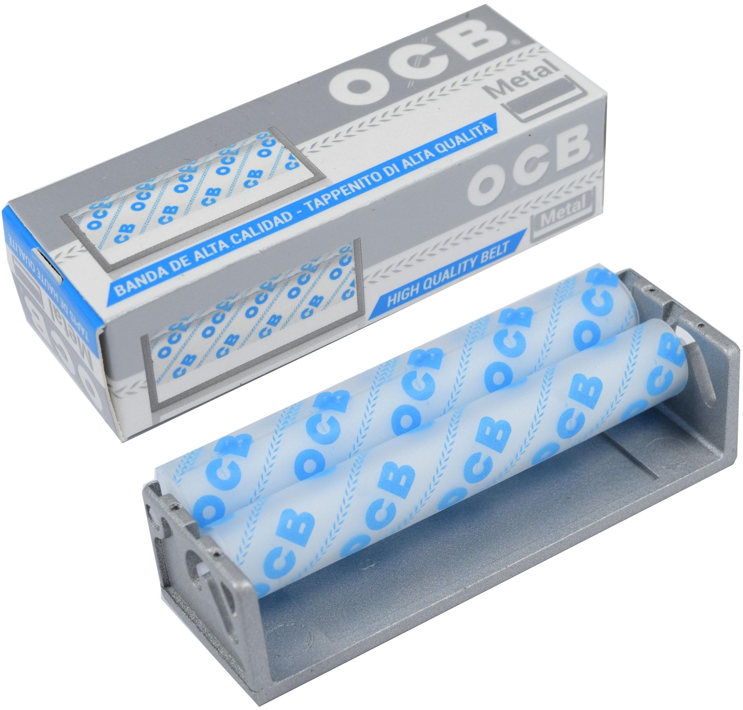 Купить Машина для производства металлических сигарет Coiler OCB на Otpravka - цены и фото - доставка из Польши и стран Европы в Украину.