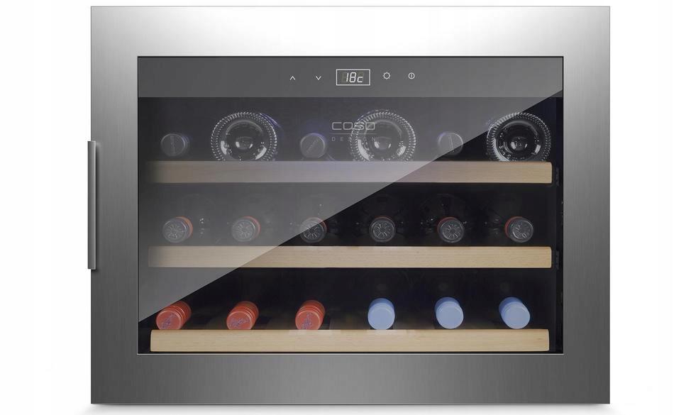CASO WineSafe 18 EB INOX холодильник ??? установки