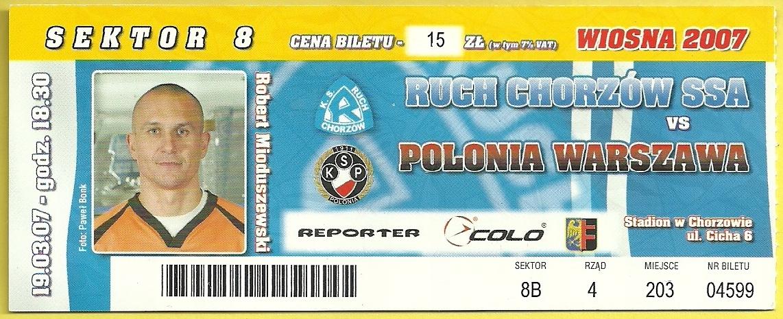 Купить Движение Хожув  Полония Варшава 19032007 2 на Eurozakup - цены и фото - доставка из Польши и стран Европы в Украину.