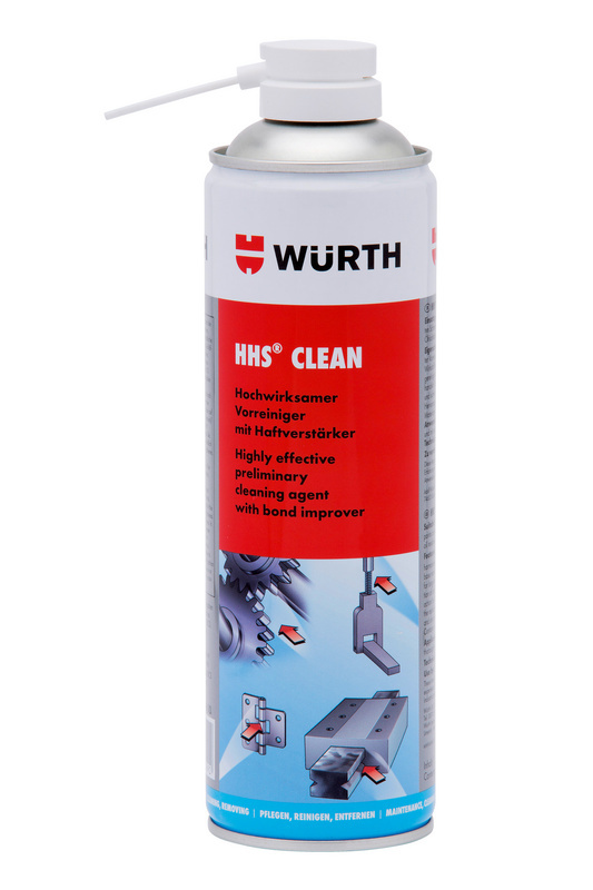 WURTH Zmywacz HHS Clean 500ML