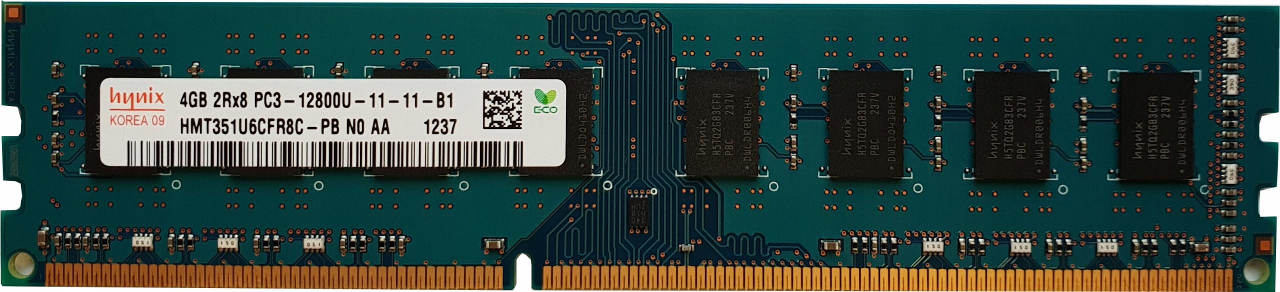 Купить НОВАЯ ПАМЯТЬ DIMM HYNIX 4GB DDR3 1600MHZ PC-12800 на Otpravka - цены и фото - доставка из Польши и стран Европы в Украину.